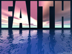 Faith For Salvation